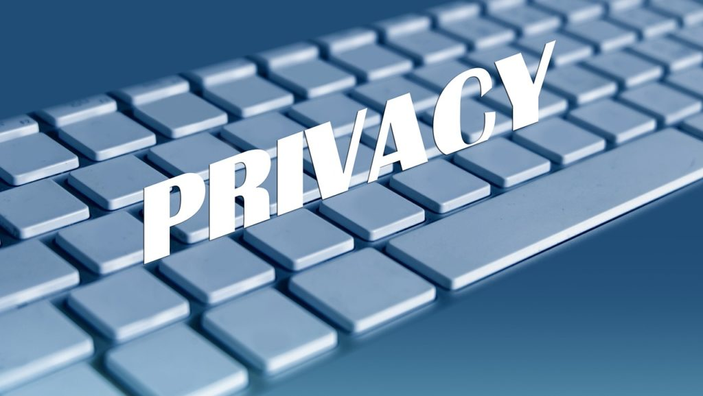 Privacy for personal data