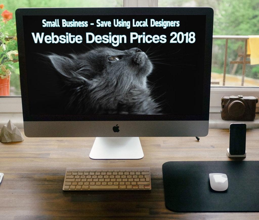 Manchester Salford Website Design Prices 2018